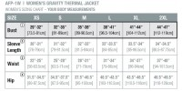 Manteau Gravity Thermal Jacket