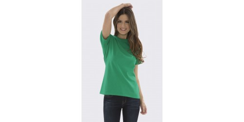 T-SHIRT EVERYDAY COTTON POUR FEMMES