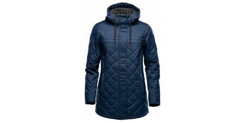 Manteau Bushwick Quilted Jacket