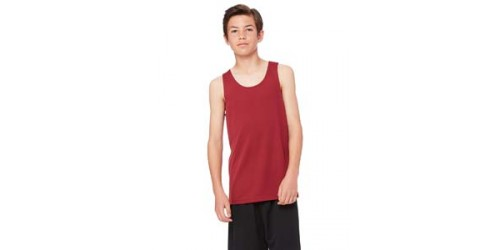 Camisole en filet pour adolescent