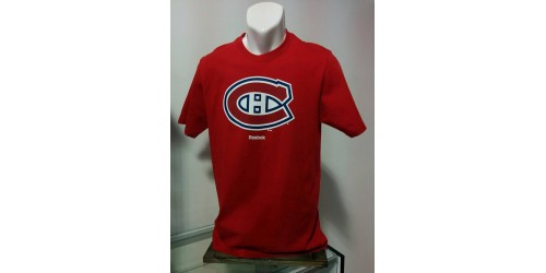 T-shirt Canadiens